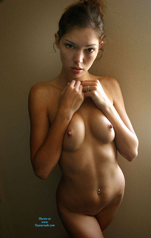 Naked At The Window Light - Brunette Hair, Firm Tits, Full Nude, Nipples, Perfect Tits, Shaved Pussy, Showing Tits, Hot Girl, Naked Girl, Sexy Body, Sexy Figure, Sexy Girl, Sexy Legs, Sexy Woman , Naked, Piercing, Shaved Pussy, Firm Tits, Nipples