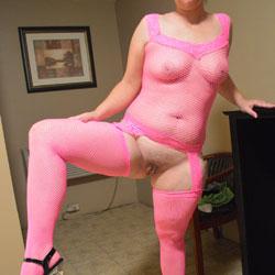A Fun Photo Shoot - Big Tits, High Heels Amateurs, Lingerie, See Through