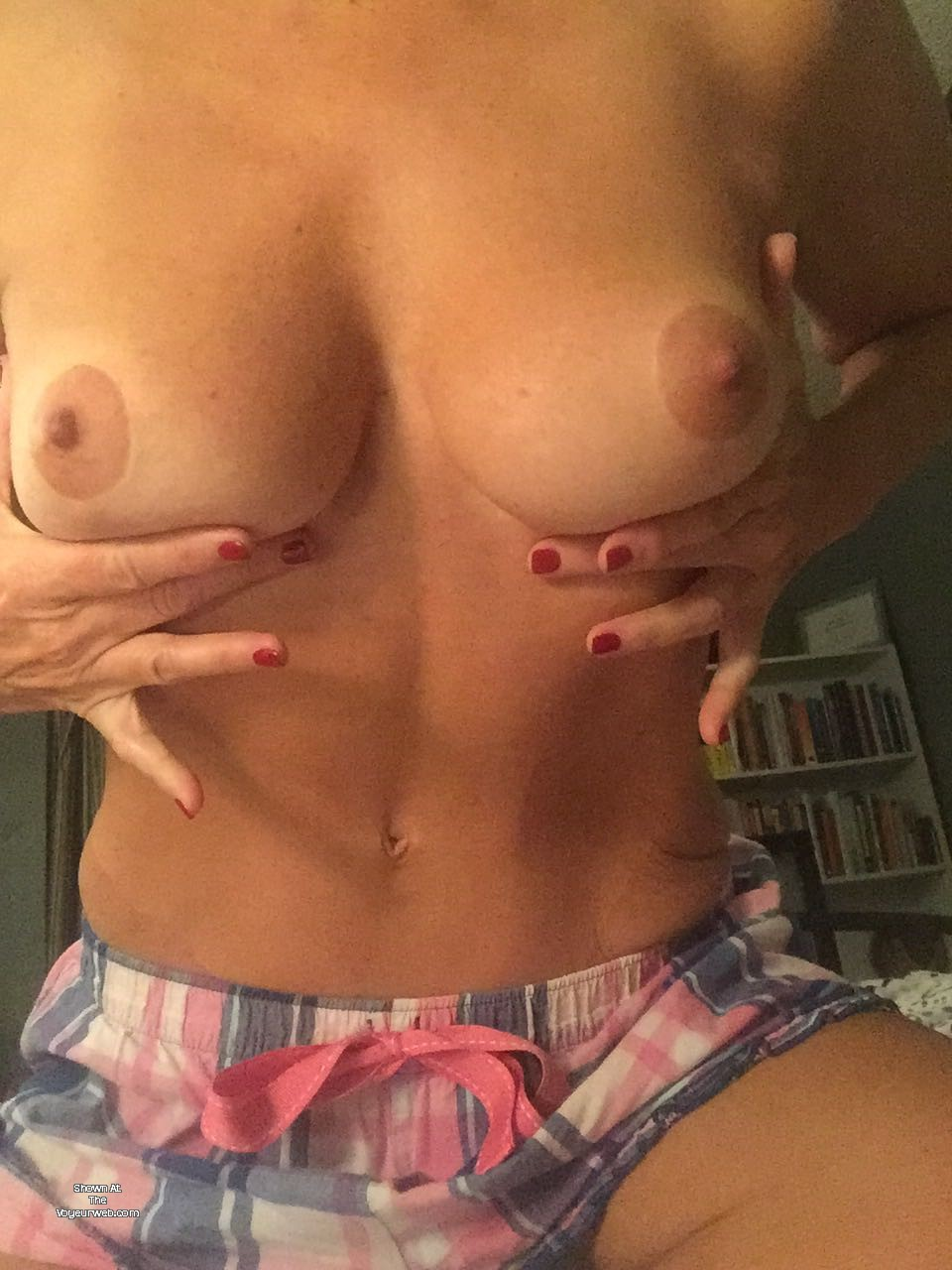 Pic #1 My large tits - Karly