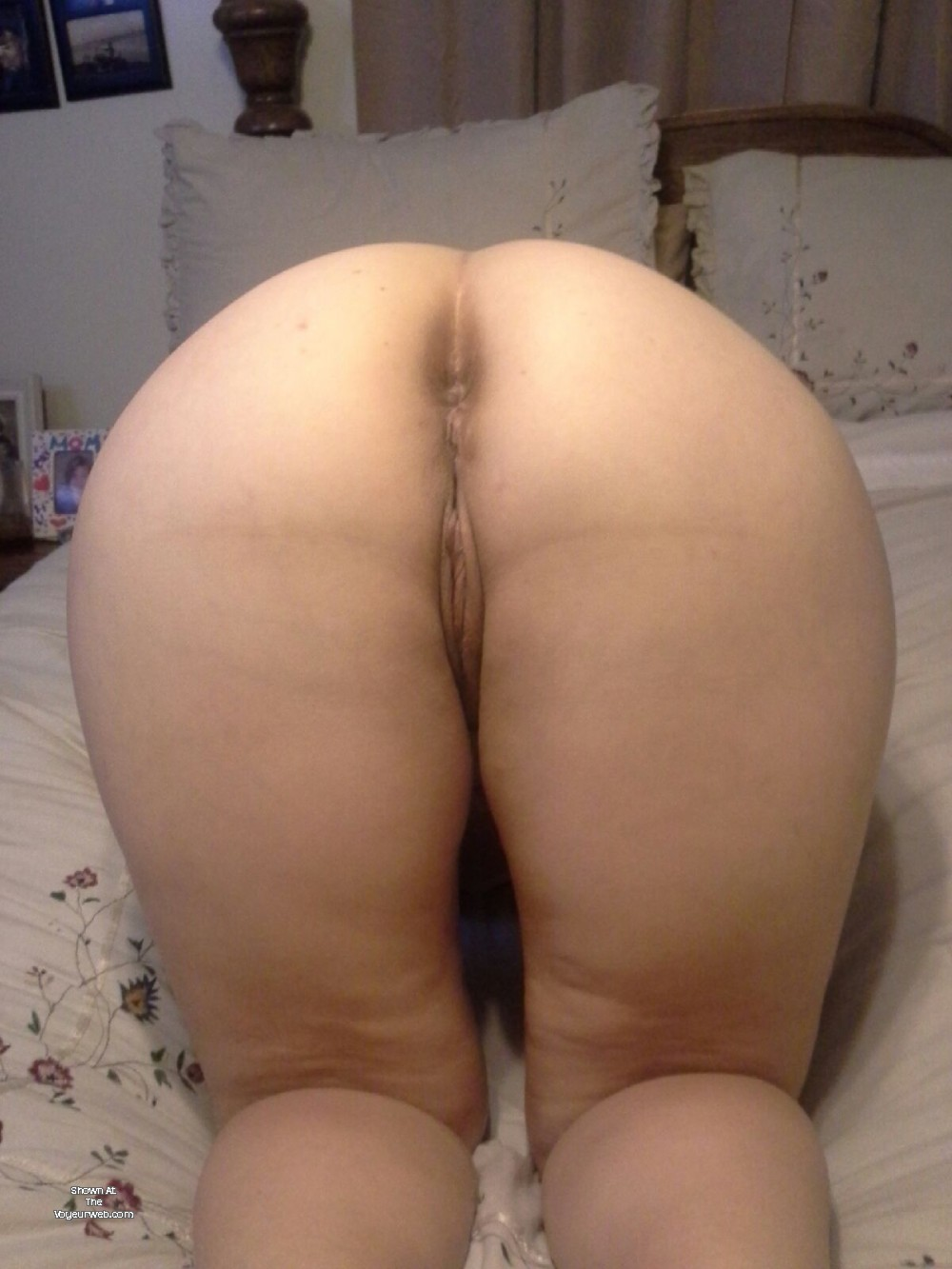 Pic #1 My girlfriend's ass - Cutie
