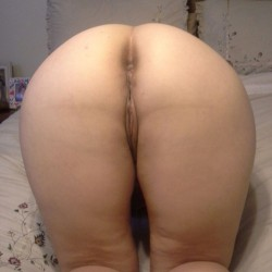 My girlfriend's ass - Cutie