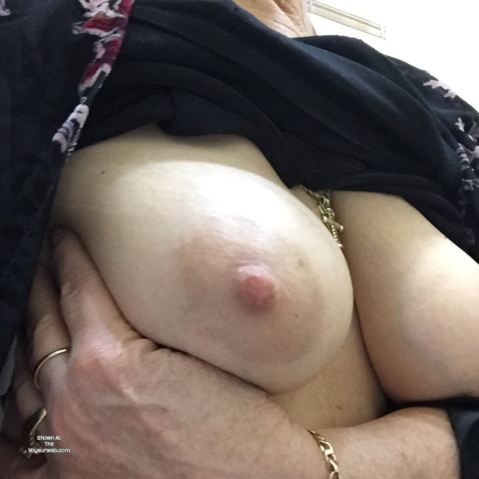 Pic #1 My medium tits - PamelaD