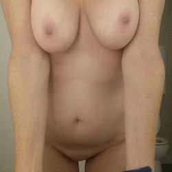 Large tits of my wife - Peaches