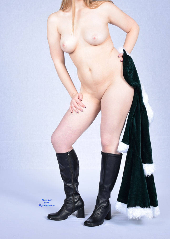 Pic #1When Santa Is Away Set 1 - Nude Wives, Big Tits, Shaved, Amateur