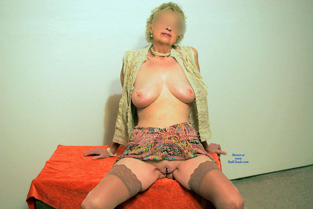Pic #1Texas Cowgirl Being Wild  - Big Tits, Shaved, Amateur