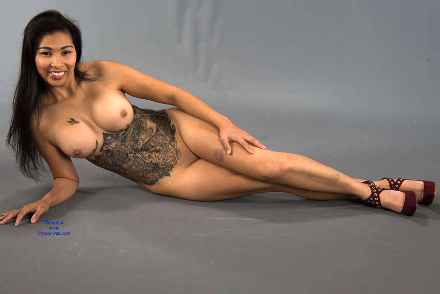 nude Tattooed thai girls
