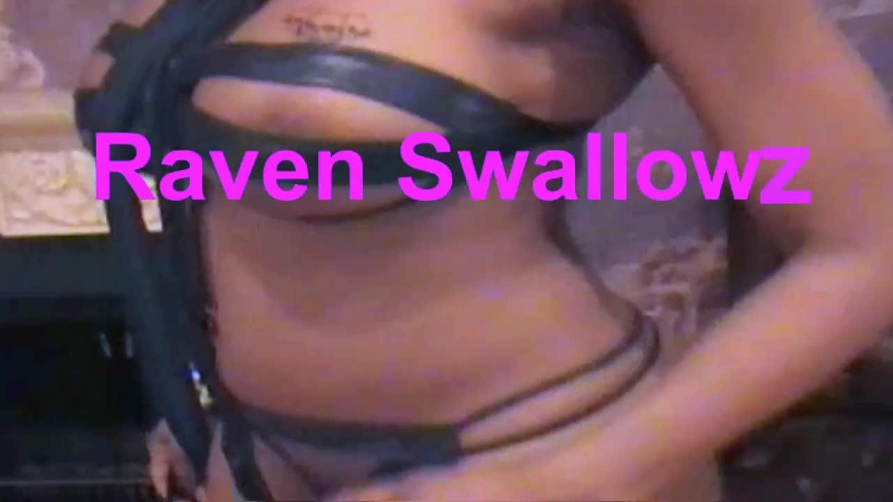 Pic #1Raven Swallowz Fetish Cum Slut - Big Tits, Ebony, Penetration Or Hardcore, Shaved, Interracial, Facials, Blowjob