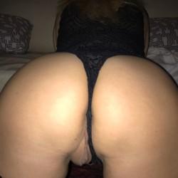 My girlfriend's ass - véronique