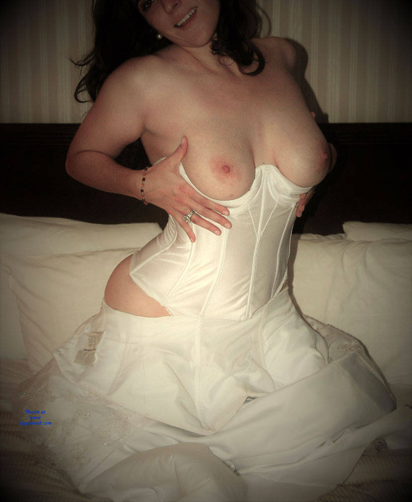 Pic #1 Wedding Night - Big Tits, Wife/wives, Amateur