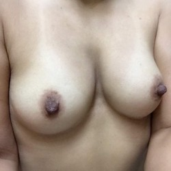 Small tits of my girlfriend - NORMA