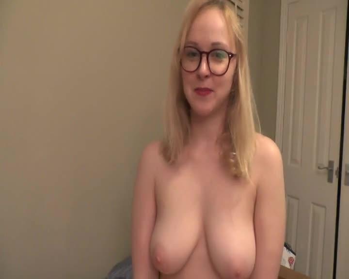 Pic #1Facial In Spec - Big Tits, Blonde, Blowjob, Amateur, Facials