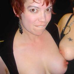 Medium tits of my wife - Annabelle