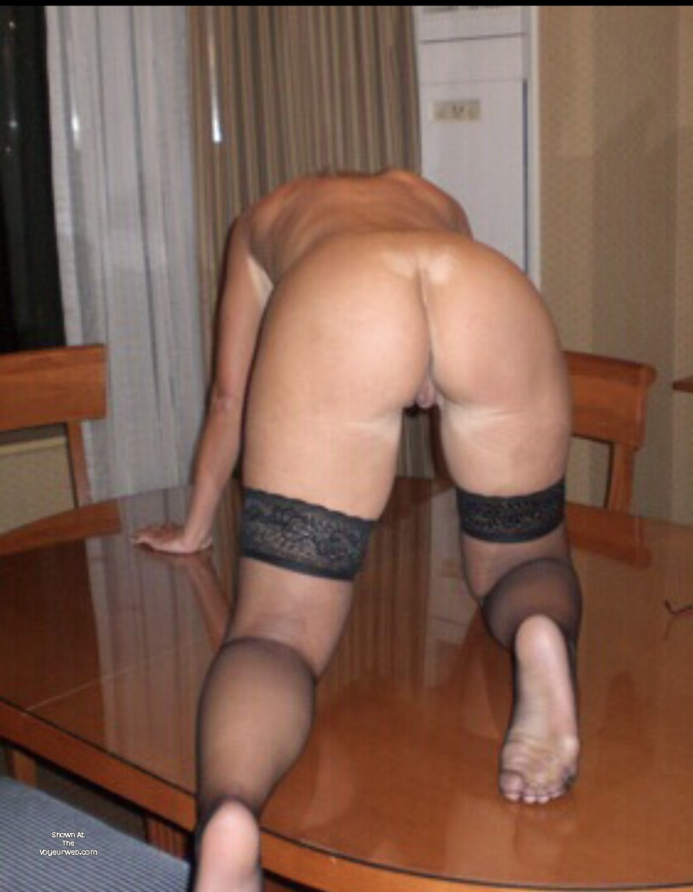 Pic #1My wife's ass - Mrs Lace