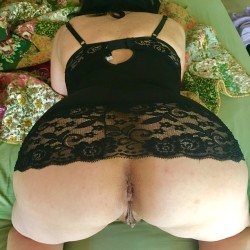 My wife's ass - Dark Princess
