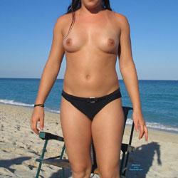 Haulover Beach - Topless Girls, Beach, Outdoors