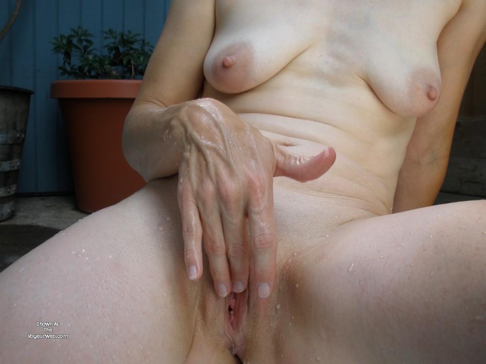 Pic #1Medium tits of my wife - Mrs. Naughtydx