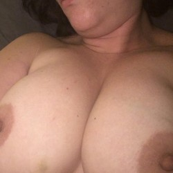 Large tits of my room mate - Becky