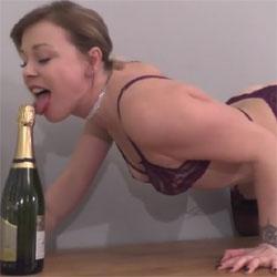 Champagne Slut!