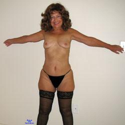 Just me - Brunette, Lingerie, Amateur
