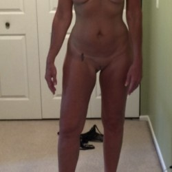 Medium tits of my wife - Mrs Lace