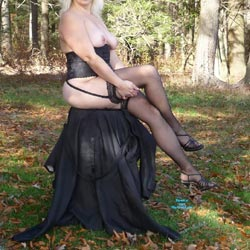 High Heels And Stockings - High Heels Amateurs, Lingerie