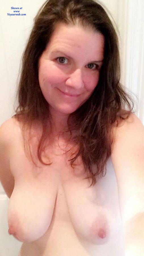 Pic #1 Milf Sends Nudes - Big Tits, Brunette, Amateur