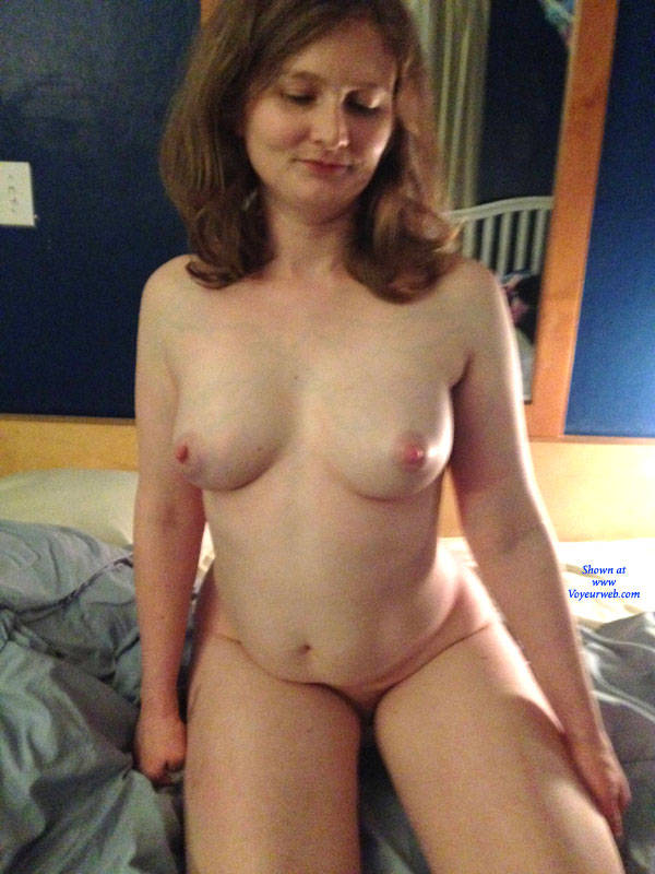 Pic #1 Naked Wife - Nude Wives, Big Tits, Redhead, Amateur