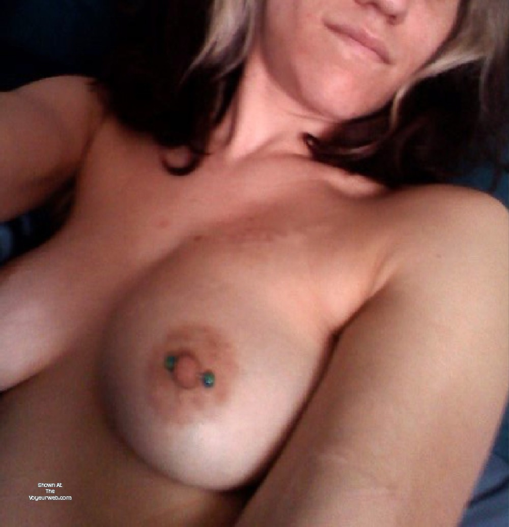 Pic #1 My large tits - Zandie