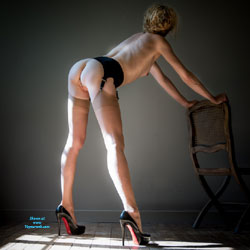 Legs...! - High Heels Amateurs, Lingerie, Long Legs