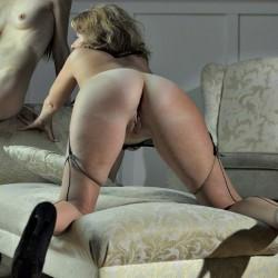 My wife's ass - Brock