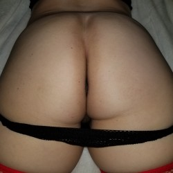 My wife's ass - Sexy Alice