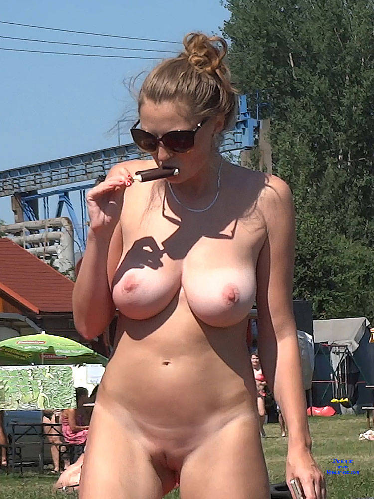Pic #1Big Naturals 2 - Nude Girls, Big Tits, Brunette, Outdoors, Shaved, Natural Tits