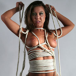 Wrapped In Rope
