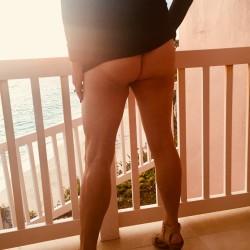 My wife's ass - Fiona