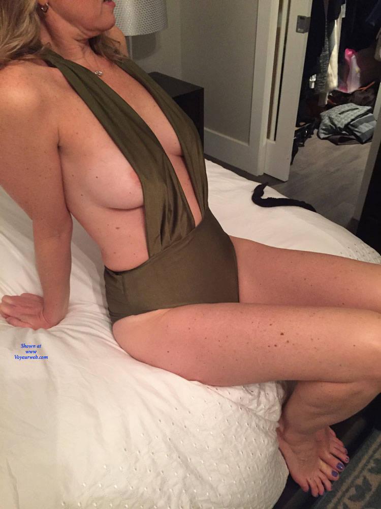 Pic #1 Vancouver - My New Bathing Suit - Big Tits, Amateur