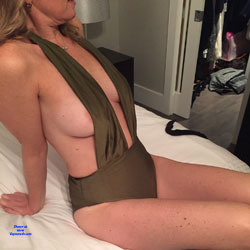 Vancouver - My New Bathing Suit - Big Tits, Amateur