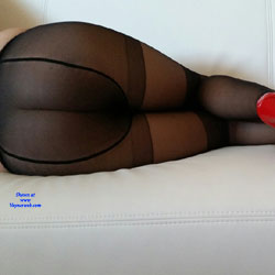 Il Culetto Di Un Italiana - Lingerie, High Heels Amateurs