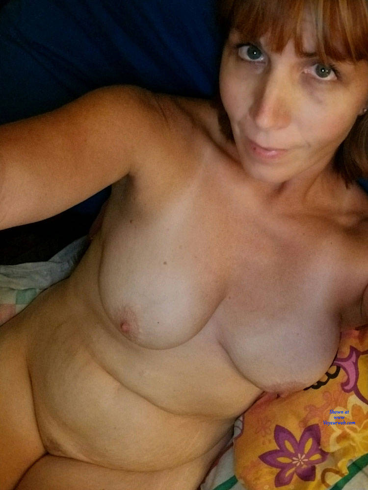 Pic #1 Trying This Again  - Big Tits, Amateur