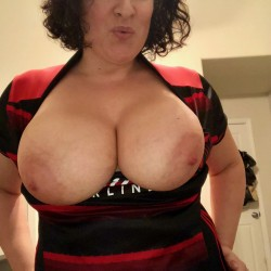My very large tits - Annie