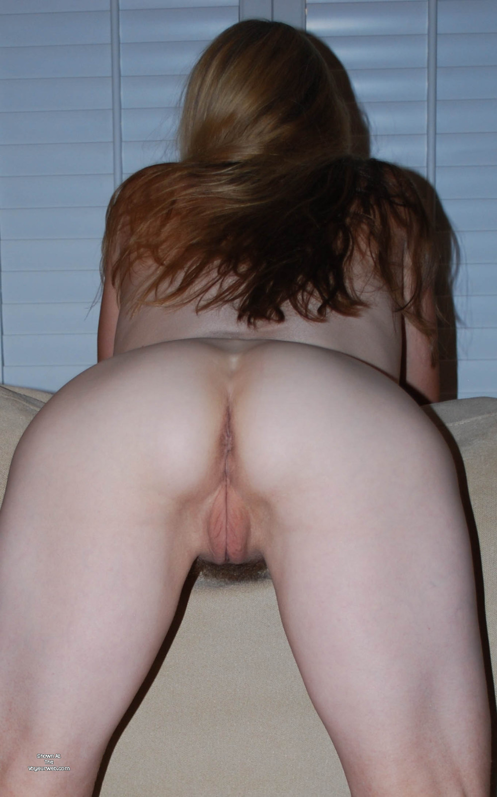 Pic #1 My girlfriend's ass - Midwestern Girl
