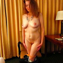 Medium tits of my wife - Brock