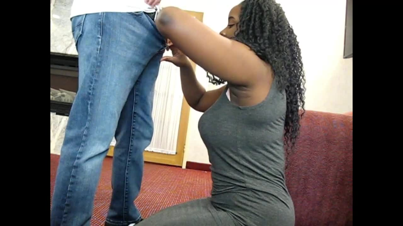 Pic #11st Facial Version 2 - Big Tits, Brunette, Blowjob, Cumshot, Ebony, Amateur, Facials, Interracial