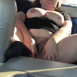 Hauling ASS Highway! - Big Tits, Bush Or Hairy, Amateur