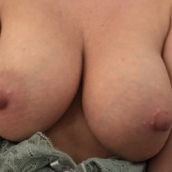 Medium tits of my wife - Dancer