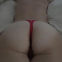 My wife's ass - My Wife - 50+