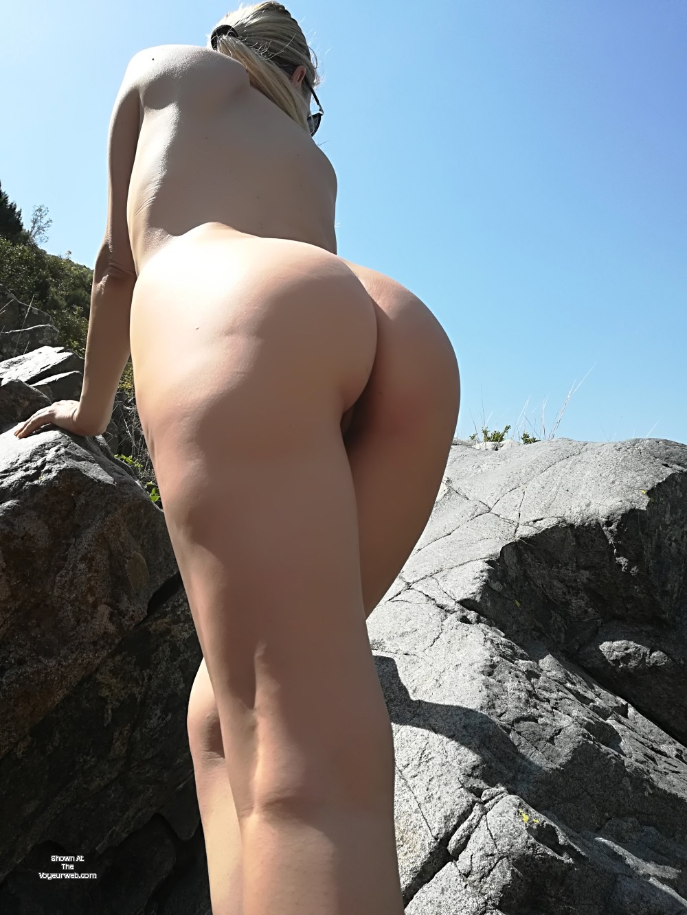 Pic #1 My wife's ass - Stella