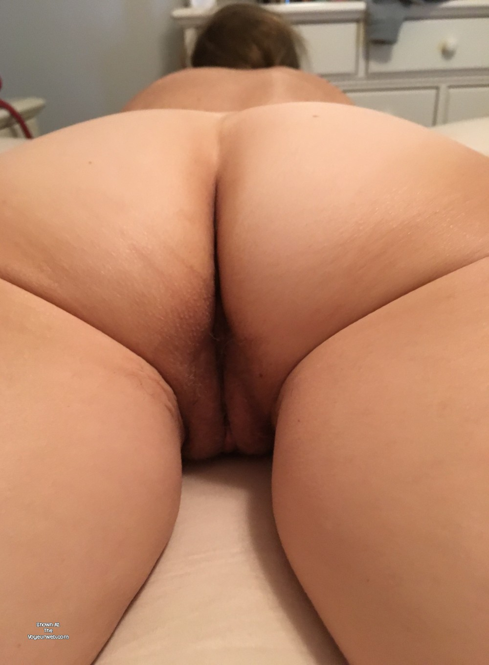 Pic #1My wife's ass - My Wife -50+