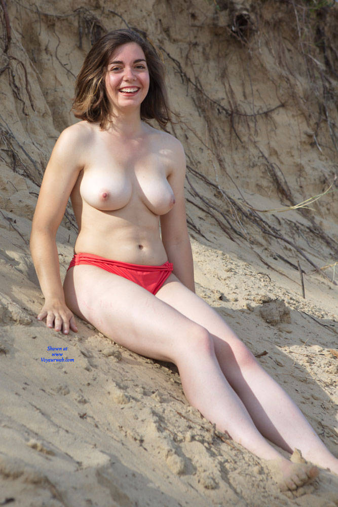 Red Pantie At The Sand - Big Tits, Brunette Hair, Exposed In Public, Nude In Public, Nude Outdoors, Perfect Tits, Showing Tits, Topless Beach, Topless Girl, Topless, Hot Girl, Sexy Body, Sexy Boobs, Sexy Face, Sexy Feet, Sexy Figure, Sexy Girl, Sexy Legs, Sexy Panties, Amateur , Topless, Outdoors, Big Tits, Sexy Legs, Red Pantie