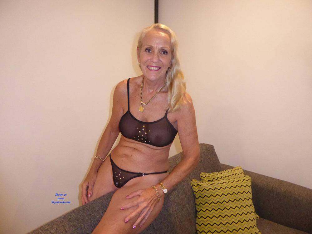 Pic #1 Weekend Away - Blonde, See Through, Amateur, Big Tits