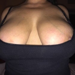 Large tits of my girlfriend - piaggio
